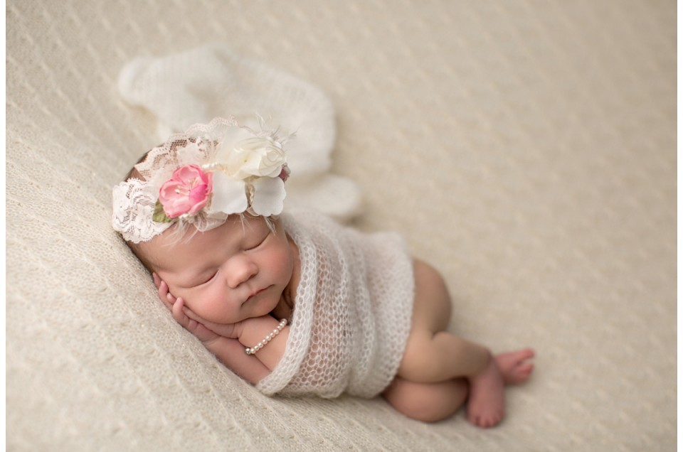 sweet baby girl Garrison…Charlotte Newborn Photographer